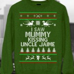 Christmas Sweater, Game Of Thrones