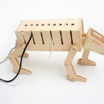 DIY AT-AT Cable Organizer & Card Case 03