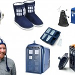 Dr Who Inspired Products