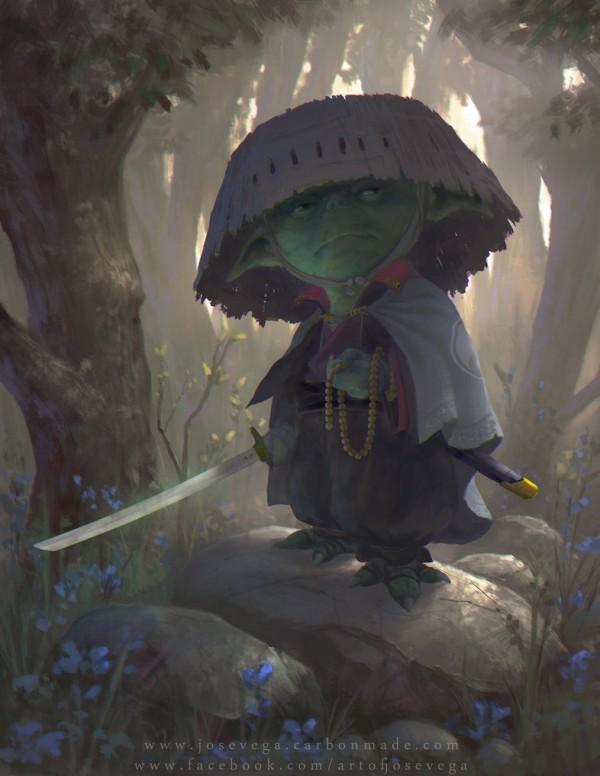 Edo Period Jedi