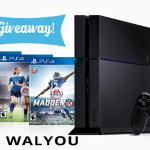Epic PS4 Sports Bundle Giveaway