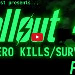 Fallout 4 Zero Kills Finale