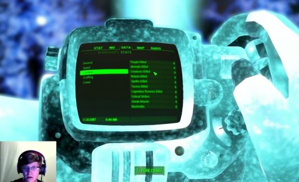 Fallout 4 Zero Kills