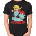 Full Metal Alchemist Anime Shirt