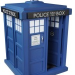 Funko POP TV Doctor Who Tardis Action Figure