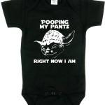 Funny Star Wars Baby Onesies
