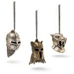 Game of Thrones Helmet Ornaments Pack