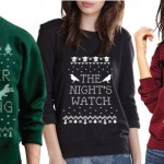 Game of Thrones Ugly Holiday Sweaters