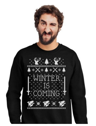 Games of thrones Ugly Christmas Sweater