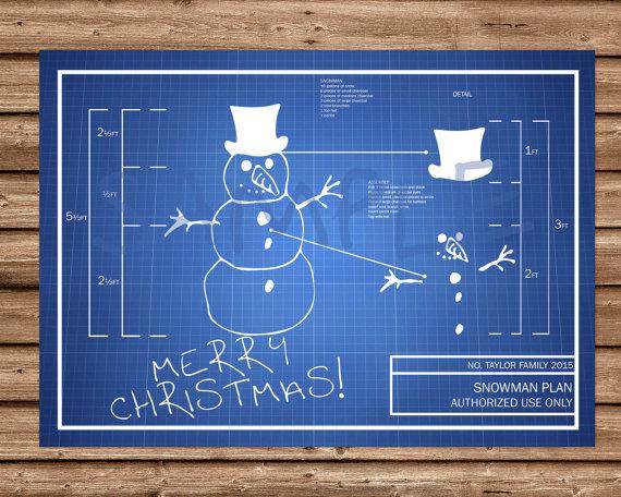Geeky Christmas Card