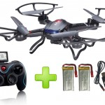 Holy Stone F181 RC Quadcopter HD Camera Drone 02