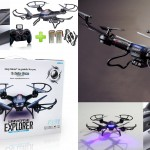 Holy Stone F181 RC Quadcopter HD Camera Drone