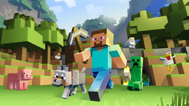 Hot Gaming Deals Minecraft