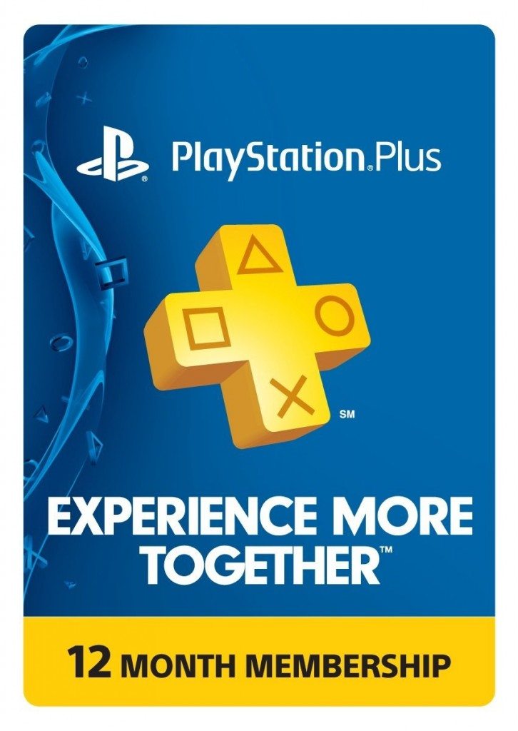 Hot Gaming Deals PlayStation Plus 12 Month Membership