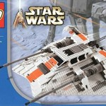 LEGO Star Wars Rebel Snowspeeder