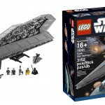 LEGO Star Wars set Super Star Destroyer 10221