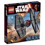 Lego Star Wars Episode VII First Order Tie Fighter