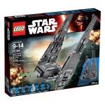 Lego Star Wars Episode VII Kylo Ren's Command Shuttle