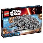 Lego Star Wars Episode VII Millenium Falcon