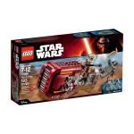 Lego Star Wars Episode VII Rey's Speeder