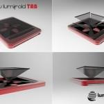 Lumi Industries LumiFold TAB Portable 3D Printer 03