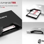 Lumi Industries LumiFold TAB Portable 3D Printer 05