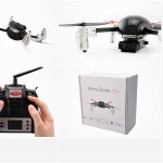 Micro Drone 2.0+ HD Camera Inverted Flight Edition