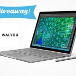 Microsoft Surface Book Walyou Deals Giveaway