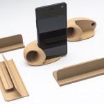 Modular Fairphone 2 Smartphone Wooden 3D Printed Accessories 01