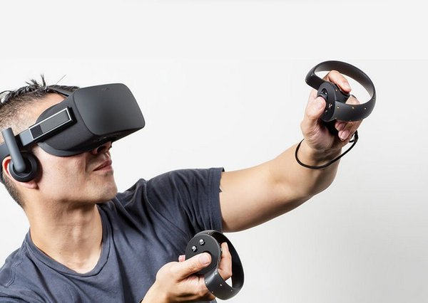 Oculus Rift Announcement