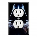 Outlet Wall Plate Covers Star Wars Darth Vader