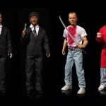Pulp Fiction Explicit Talking Figures