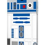 R2D2 Minimalist Case Cover for iPhone 6