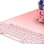 R2D2 virtual keyboard