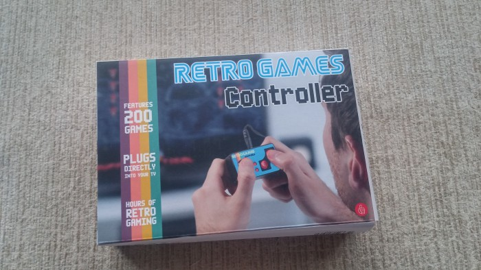 Retro Gaming Controller 1