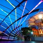 SRO, Philips and SUTD Christmas Interactive Lighting Display 01