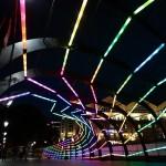 SRO, Philips and SUTD Christmas Interactive Lighting Display 04