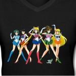 Sailor Moon Anime Shirt