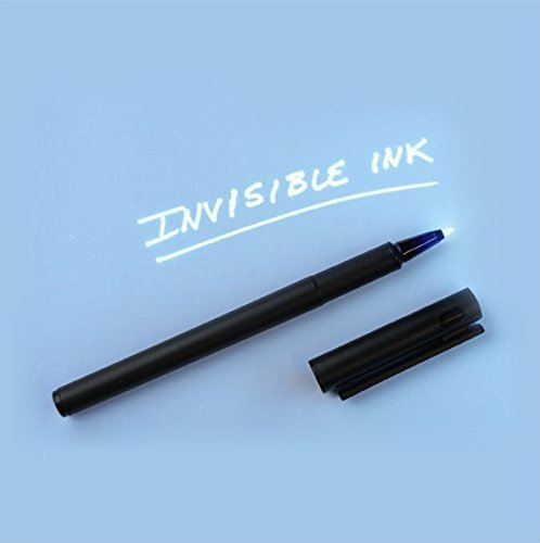 Spy Gadgets Invisible Ink Pen