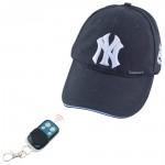 Spy Gadgets Toughsty HD Hidden Camera Sport Hat Cap