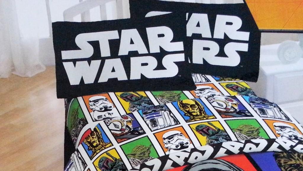 Star Wars Bedding Sets Lucasfilm Star Wars Sheet Set