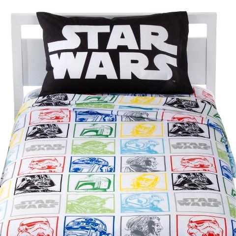 Star Wars Bedding Sets  Star Wars Classic Sheet Set