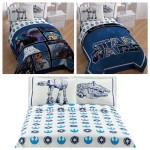 Star Wars Bedding Sets Star Wars Saga Classic Reversible Full Size Bedding Set – Full Comforter, Sheet Set & Pillow Cases