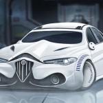 Star Wars Character Cars 01