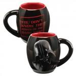 Star Wars Darth Vader coffe cup