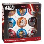 Star Wars Episode VII 6 Ct Assorted Ornament