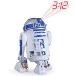 Star Wars Projection Alarm Clock