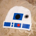Star Wars R2-D2 Infant Hat