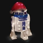 Star Wars R2-D2 Lighted Indoor and Outdoor Lawn Ornament