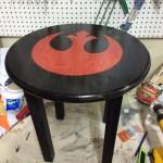 Star Wars Rebel Alliance End Table